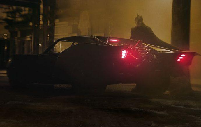 Revelan el Batimóvil: Así se verá en la nueva película de Batman